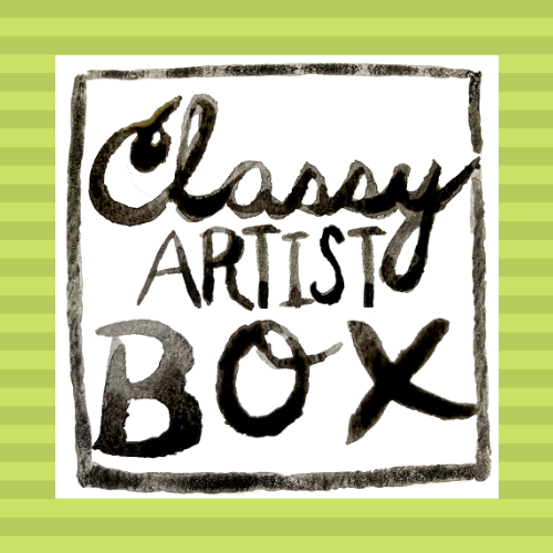 Classy Artist Box